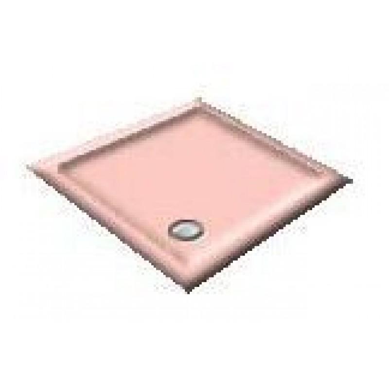 900X800 Tahiti Offset Quadrant Shower Trays