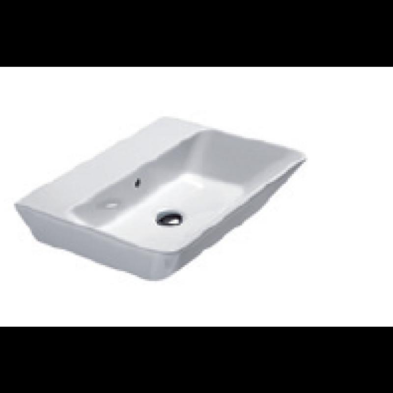 60 Washbasin 0, 1 or 3 tap holes