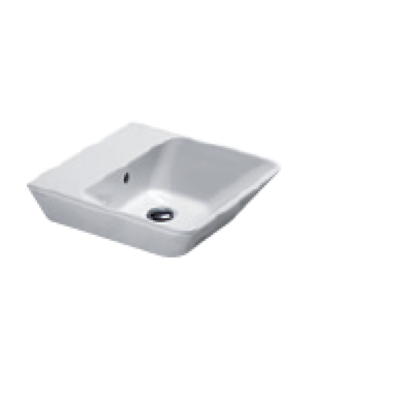 42 Washbasin 1 tap hole