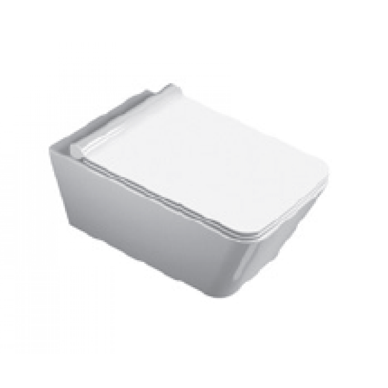 P56 NEW Wall-hung pan 4.5lt