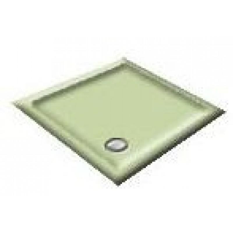 800 Willow Green Quadrant Shower Trays