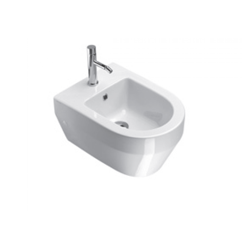 Z50 Wall-hung bidet 1 tap hole