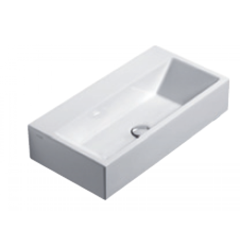 70 Washbasin 0, 1 or 3 tap holes