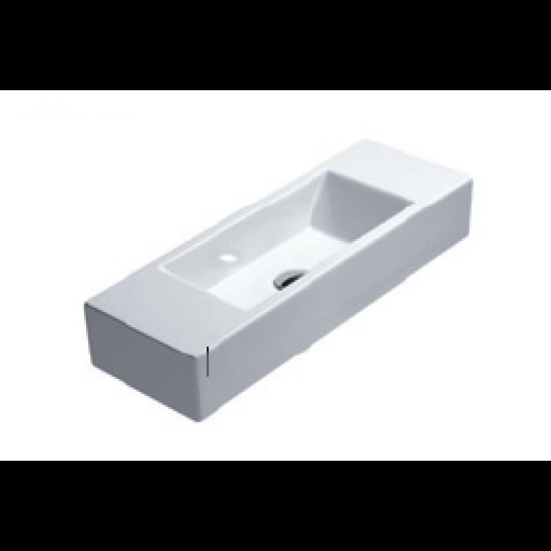 Venticinque 75 Washbasin 0 or 1 tap hole