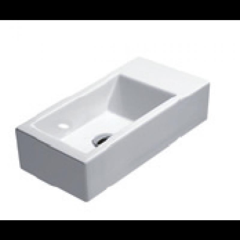 Venticinque 50 Washbasin 0 or 1 tap hole