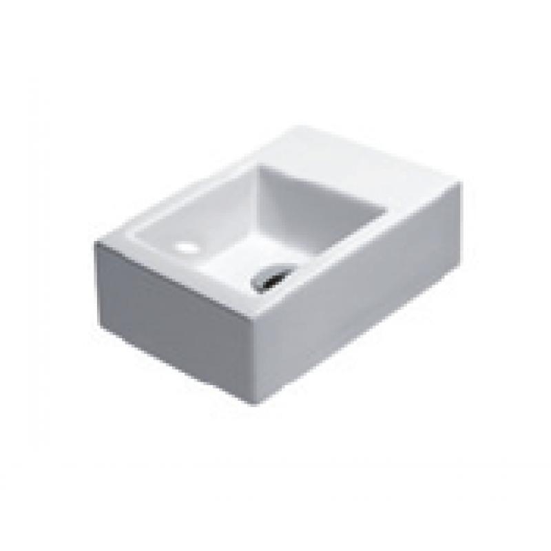 Venticinque 35 Washbasin 0 or 1 tap hole