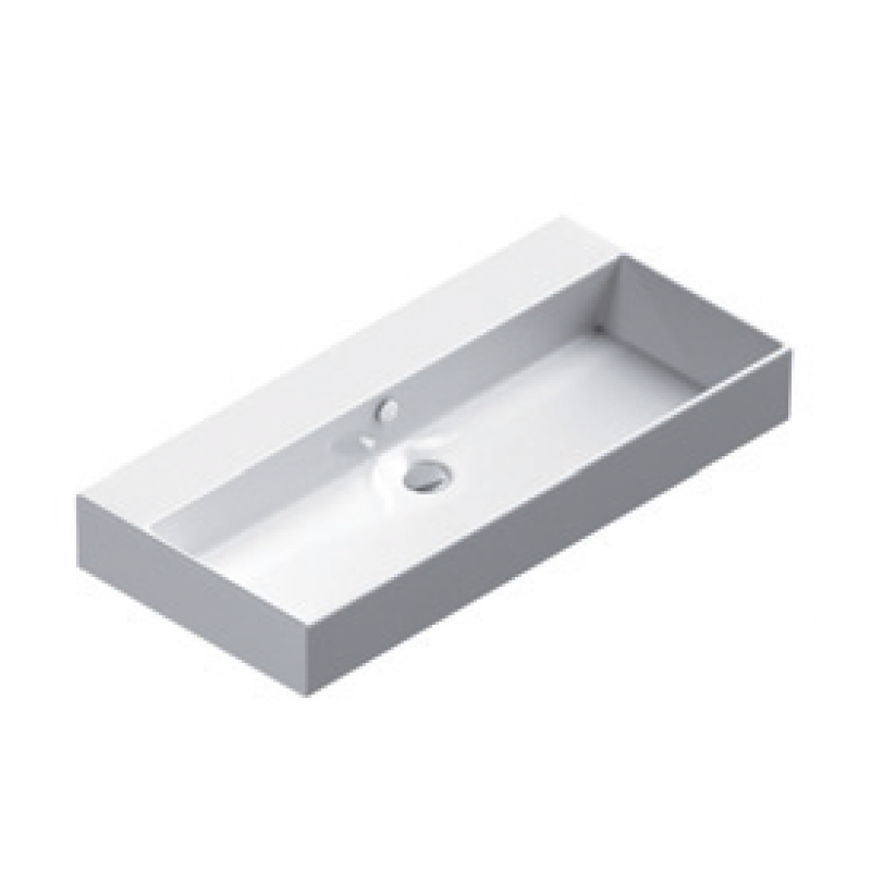 Premium 100 NEW Washbasin 0, 1 or 3 tap holes