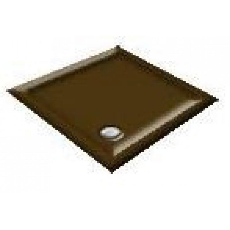 1000 Sepia Quadrant Shower Trays