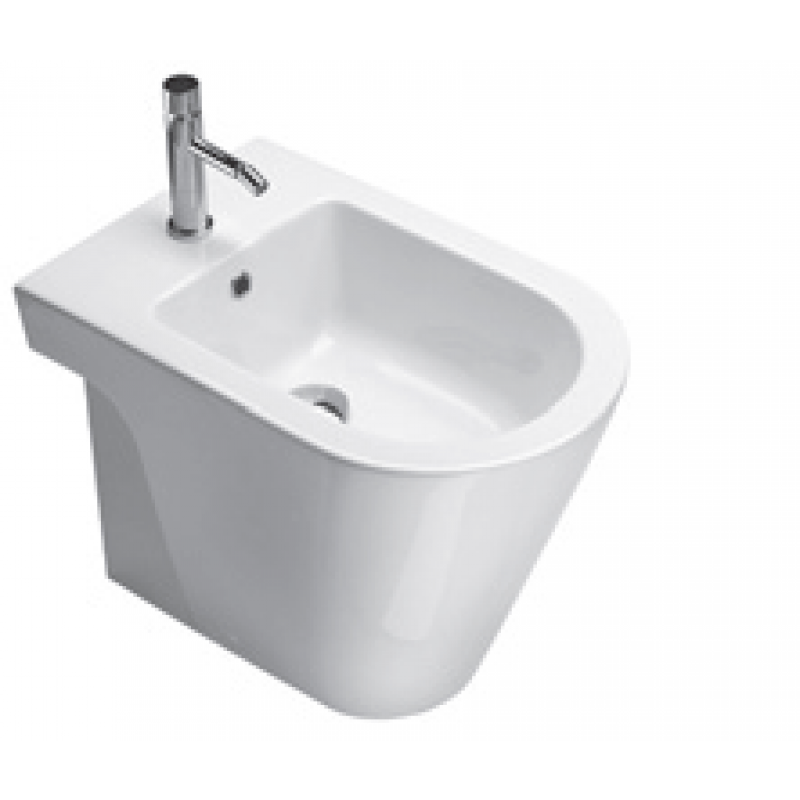 Z55 Back to wall bidet 1 tap hole