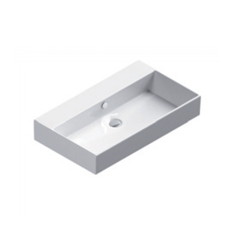 Premium 80 NEW Washbasin 0, 1 or 3 tap holes
