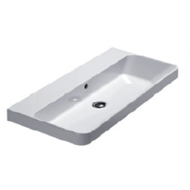 90 Washbasin 0, 1 or 3 tap holes