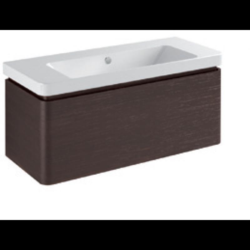 Base 1 drawer Gloss white / matt colours L -105