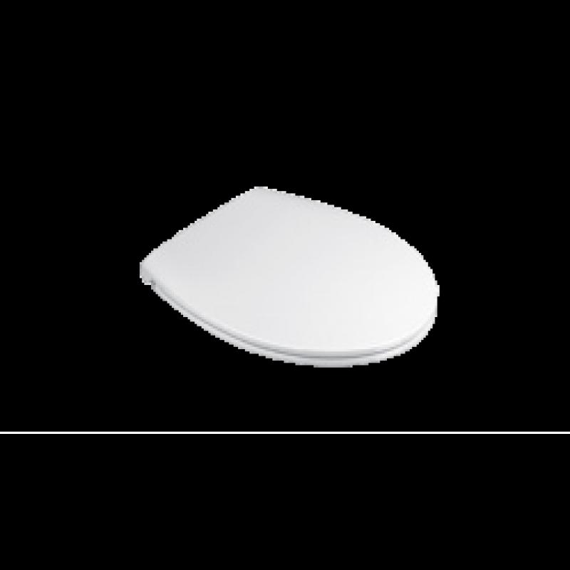 Soft close seat-White