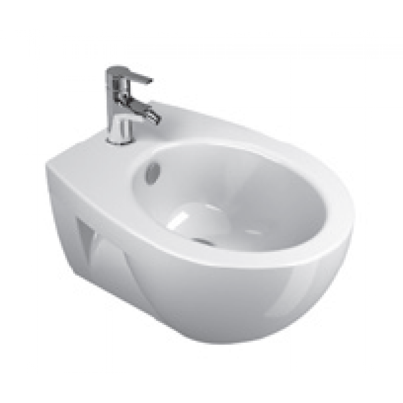 Z52 New Wall-hung bidet 1 tap hole