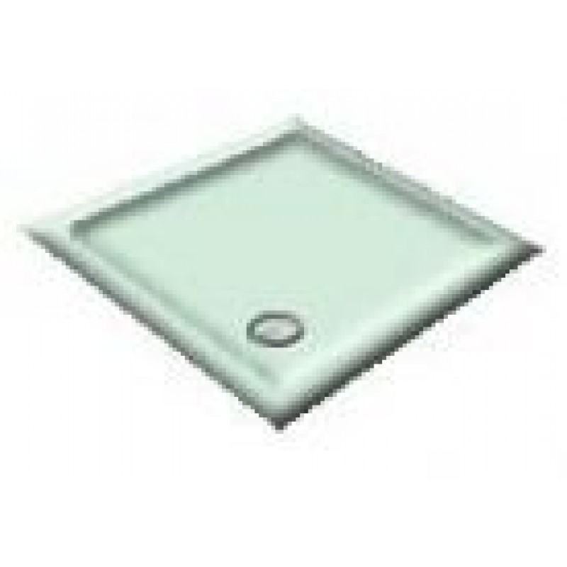900x800 Apple/Light Green Rectangular Shower Trays