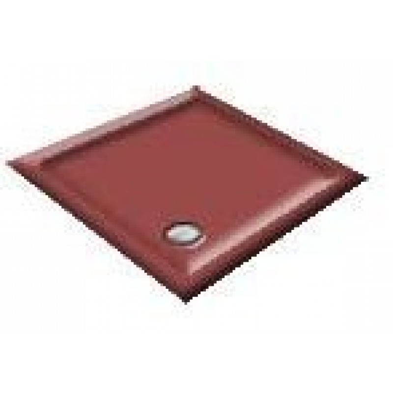 1000 Damask Pentagon Shower Trays