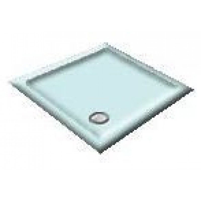 900x800 Fresh Water Offset Quadrant Shower Trays