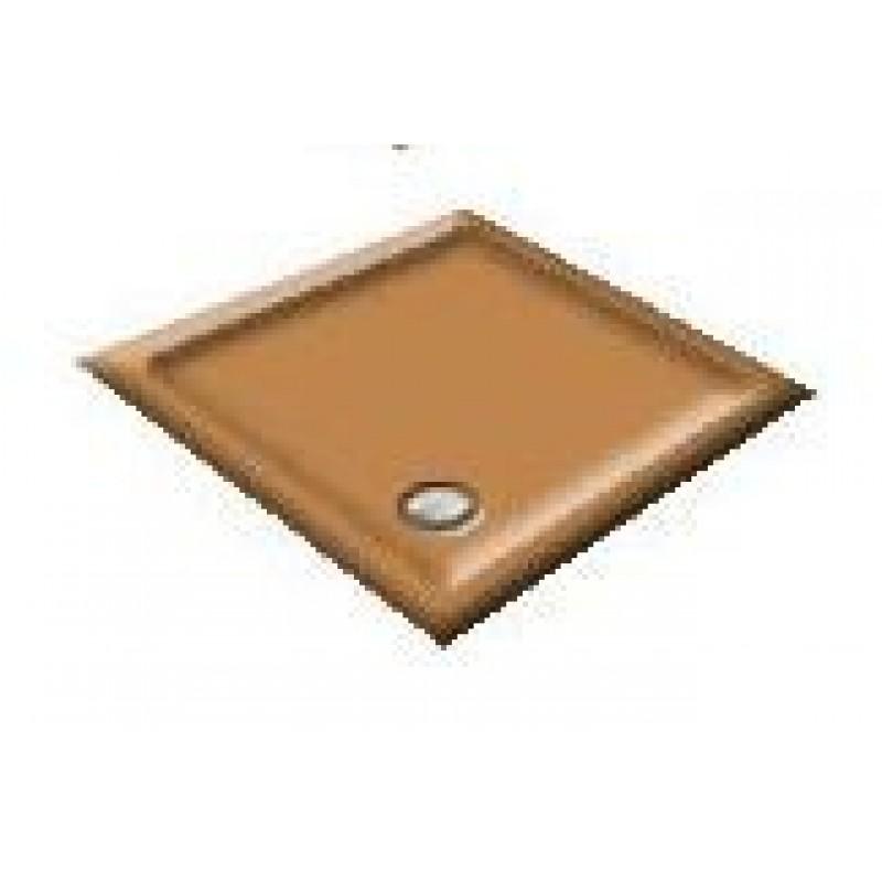 900x800 Gazelle Offset Quadrant Shower Trays