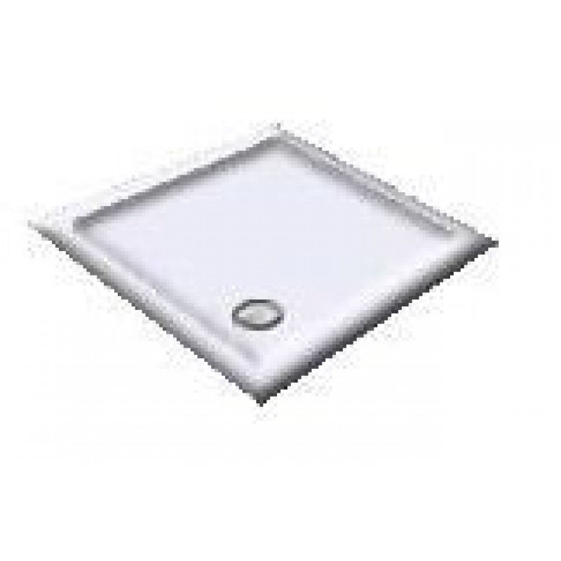 900x800 Lavender Offset Quadrant Shower Trays