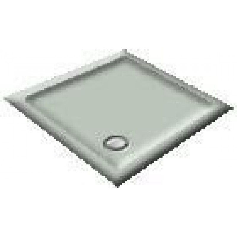 900X800 Oyster Offset Quadrant Shower Trays