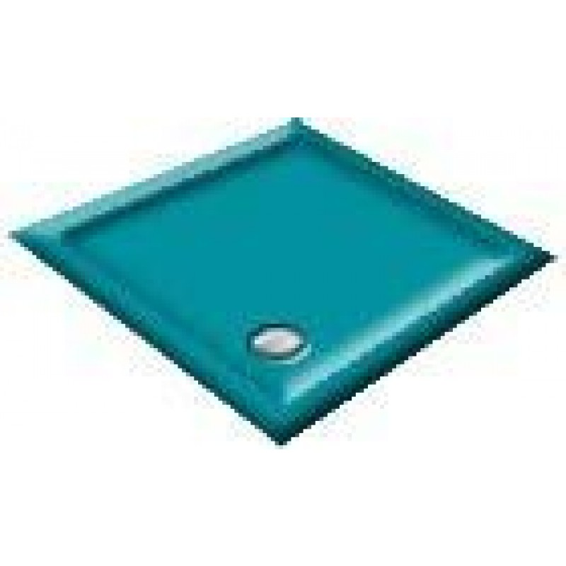 900x800 Caspian Offset Quadrant Shower Trays