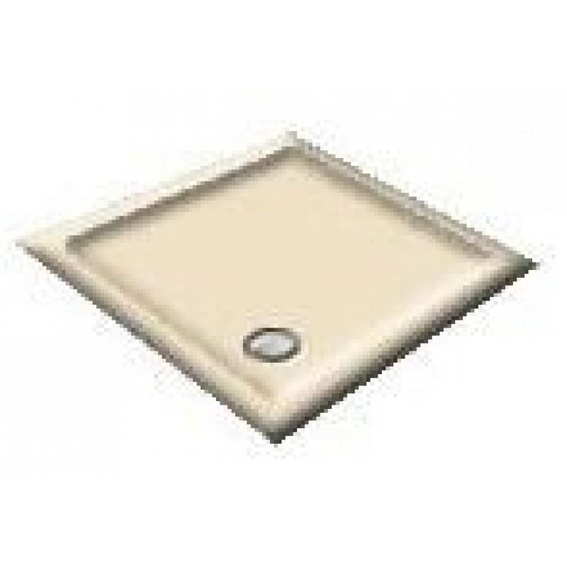 900x760 Champaign Offset Quadrant Shower Trays