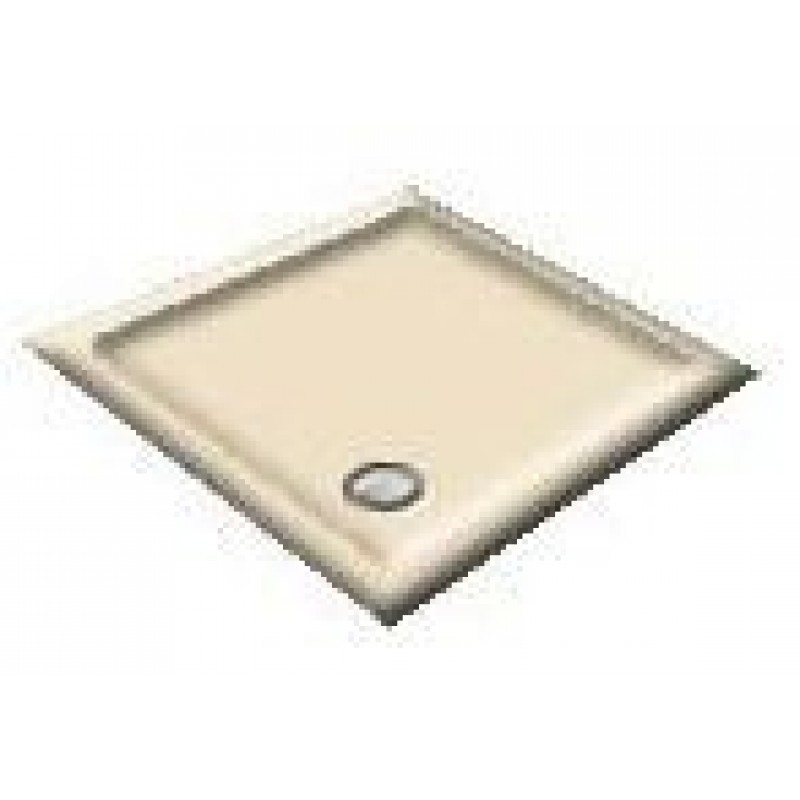 900x800 Champaign Offset Quadrant Shower Trays