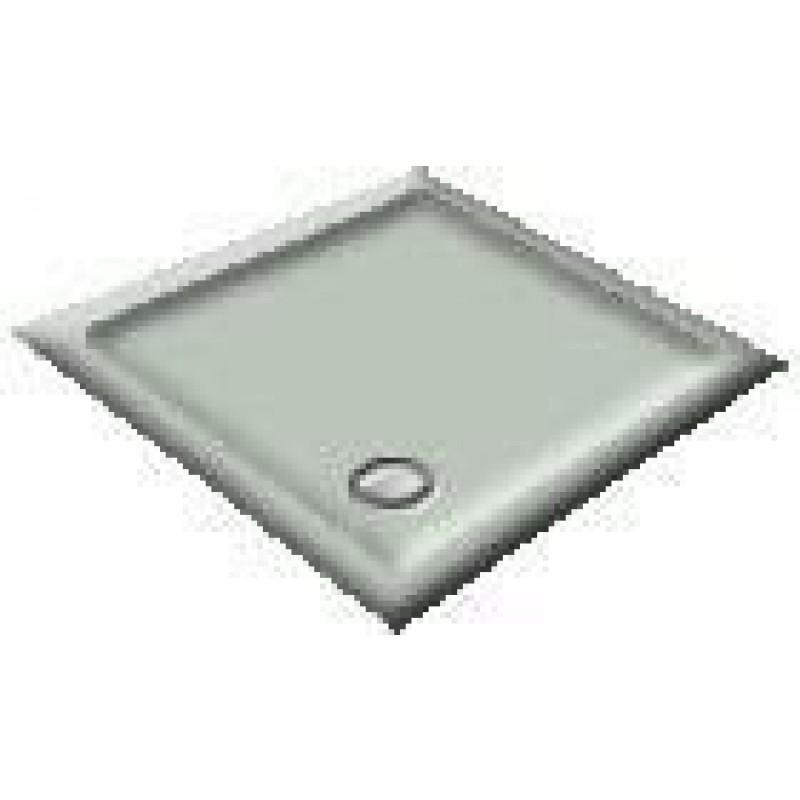 1000X800 Oyster Offset Quadrant Shower Trays