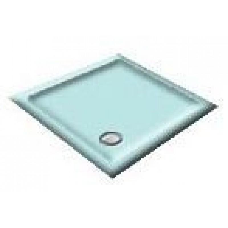 1200 Blue Grass Offset Pentagon Shower Trays