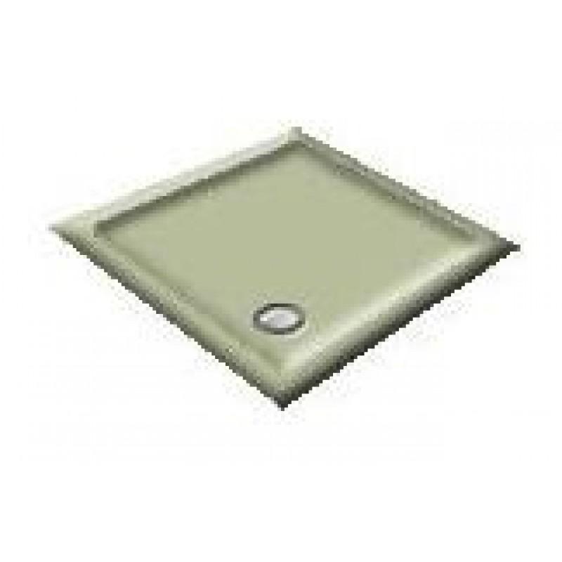 1400 Linden Green Offset Pentagon Shower Trays