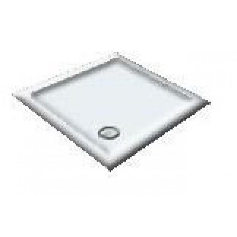 1200 Misty Grey Offset Pentagon Shower Trays
