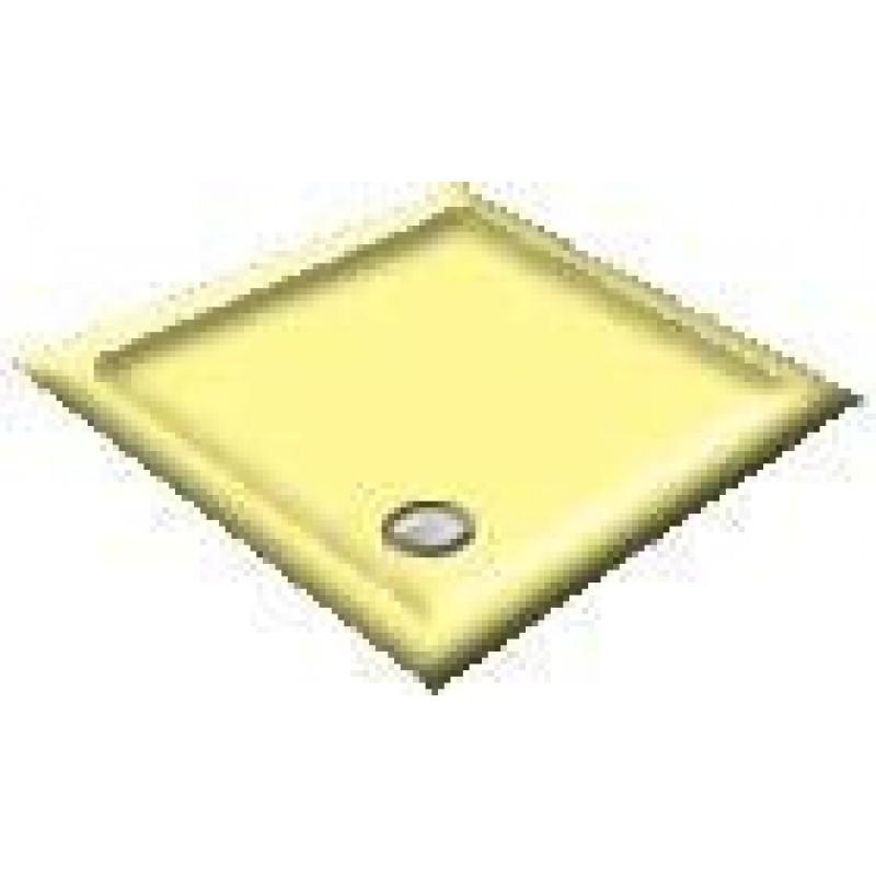 900X760 Primrose  Offset Quadrant Shower Trays
