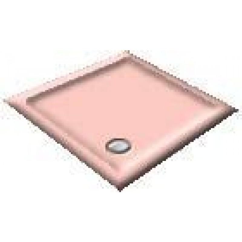 1200X900 Rose Offset Quadrant Shower Trays