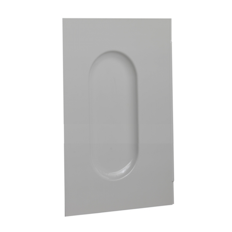 Silver Cloud Bath Panel - End panel