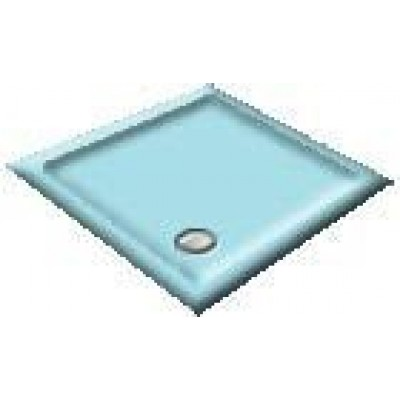 1200X900 Sky Blue Offset Quadrant Shower Trays
