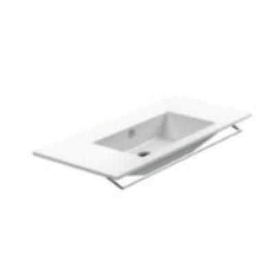 star 105 new washbasin towel rail