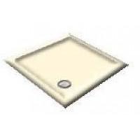 900 Old English White Quadrant Shower Trays