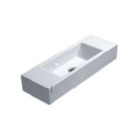 Venticinque 75 Washbasin 0 or 1 tap hole