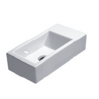 Venticinque 50 Washbasin 0 or 1 tap hole