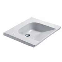 Comfort 70 Washbasin 0, 1 or 3 tap holes