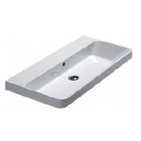90 Washbasin 0, 1 or 3 tap holes