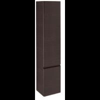 Tall Cabinet 2 doors- Gloss white / matt colours L35