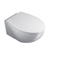 57 New Wall-hung pan-White