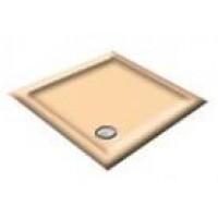 1000x800 Almond Rectangular Shower Trays