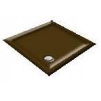 1000 Sepia  Pentagon Shower Trays