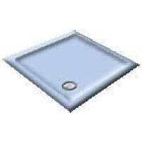 900x800 Armitage Blue Rectangular Shower Trays