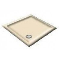 900x800 Champaign Rectangular Shower Trays