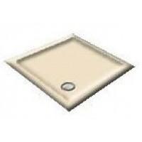 900x800 Champaign Rectangular Shower Trays