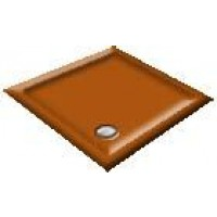 900x800 Autumn Tan Rectangular Shower Trays