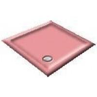 900 Cameo Pink Pentagon Shower Trays